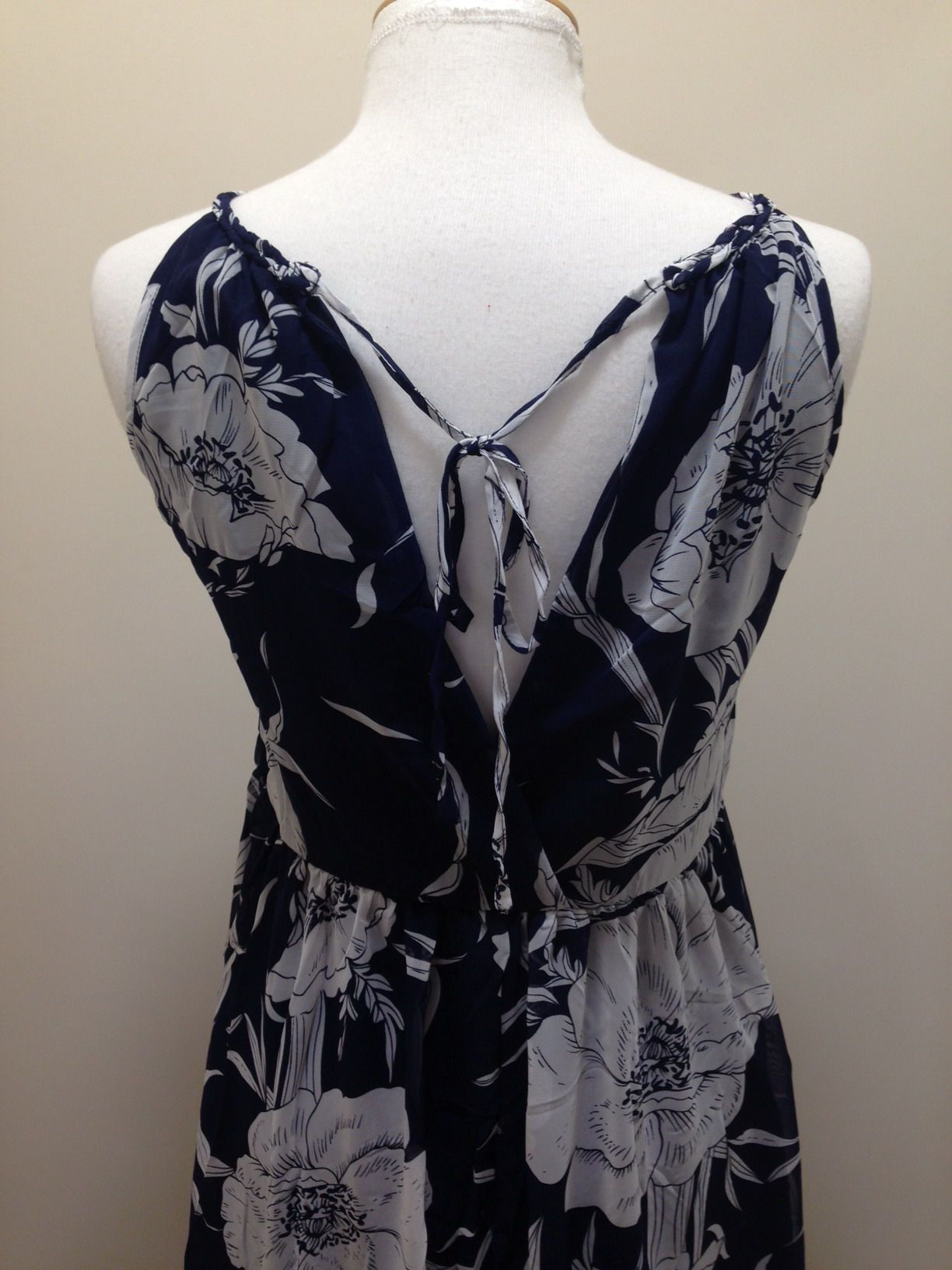 Qed london maxi dress