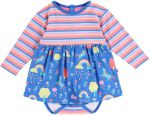 Piccalilly Rainbow Forest Baby Body Dress