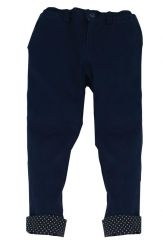 Little Lord & Lady Hunter Navy Trousers