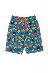 Frugi Beach Short Deep Sea Explorer