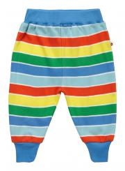 Piccalilly Rainbow Stripe Trousers