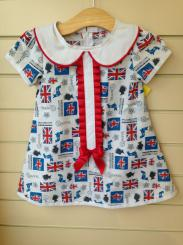 Handmade London Dress
