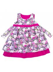 Seesaw Reversible Peony Dress