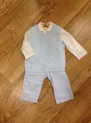 Emile et Rose 'Layton' Three Piece Outfit