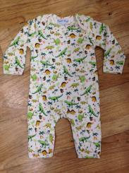 Powell Craft Dinosaur Jumpsuit