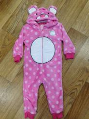 Girls Mouse Onesie