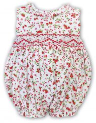 Sarah Louise Summer Bubble Strawberry Print 012335