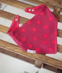 Blade & Rose Christmas Pudding Reversible Bib