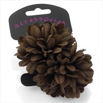 Flower Hair Bobbles - Two Pack