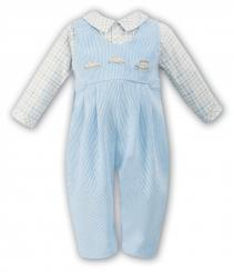 Sarah Louise Winter Car Romper 010452