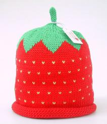 Merry Berries Strawberry Hat