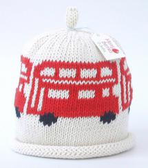 Merry Berries London Bus Hat
