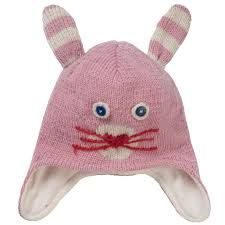 Piccalilly Knit Bunny Hat