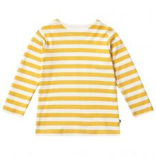 Piccalilly Mustard Stripe Top