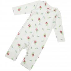 Piccalilly Playsuit English Rose