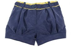 Little Lord & Lady Margot Blue Shorts