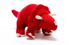 Best Years Knitted Mini Triceratops