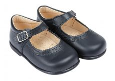 Early Days Navy First Walker Shoe Alice