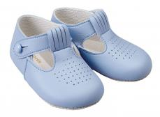 Early Days Baypod Boys Pram Shoe Sky