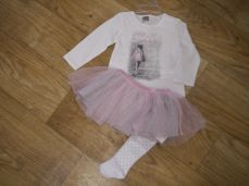 Losan Girls Ballerina Set
