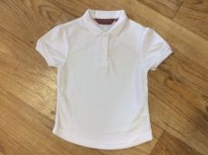 Graham Winterbottom Junior Girls Scalloped Edge Polo