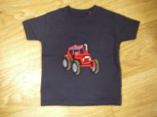 Seesaw Tractor T-shirt