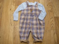 Seesaw Reversible Logan Dungaree And Top