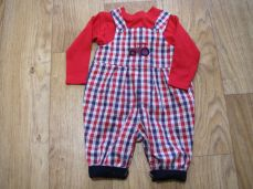 Seesaw Reversible Sam Dungaree And Top