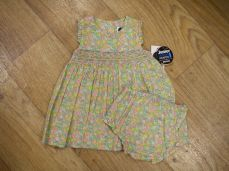 Question Everything Winnie Summer Baby Dress