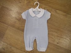 Pex Billy Summer Knitted Romper