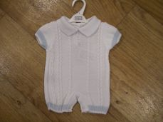 Pex Boys Victor Summer Knit Romper