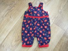 Seesaw Reversible Isabelle Dungarees