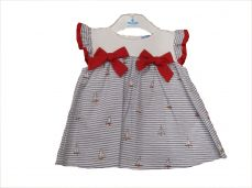 Sardon Summer Girls Nautical Dress