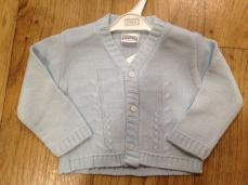 Pex Blue Emile Boys Cardigan
