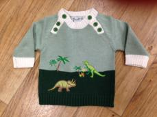 Powell Craft Dinosaur Jumper