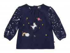 Piccalilly Space Unicorn Top