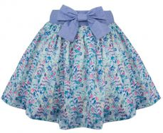 Little Lord & Lady Maddie Haworth Print Skirt