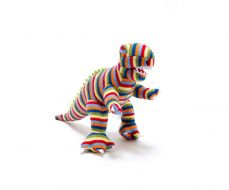 Best Years Mini Multi Stripe T-Rex