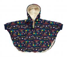 Piccalilly Ribblehead Reversible Poncho