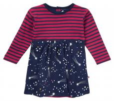 Piccalilly Galaxy Baby Body Dress