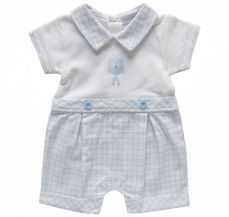 Kris X Kids Sailing Adventure Boys Romper 4040