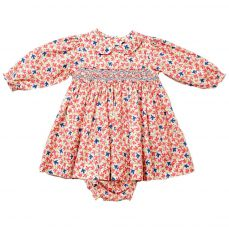 Question Everything Liberty Winter Baby Dress