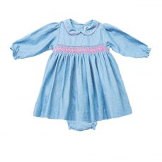 Question Everything Joules Winter Baby Dress