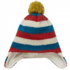 Piccalilly Knit Hat Stripes