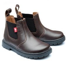 Chipmunks Ranch Boots Brown