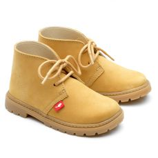 Chipmunks Carter Boots Tan