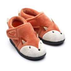 Chipmunks Mr Fox Slipper