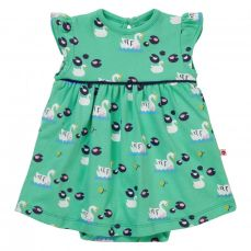 Piccalilly Swan Baby Body Dress