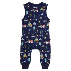 Piccalilly Farming Dungarees