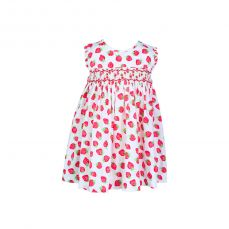 Question Everything Betty Summer Baby Dress